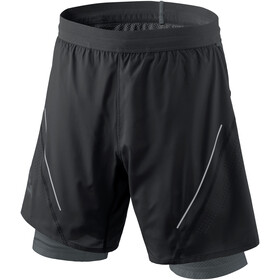 Dynafit Alpine Pro 2-in-1 Shorts Heren, black out